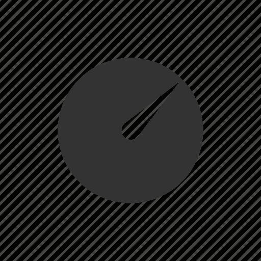 kpi, measure, number icon