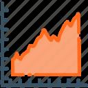 report, graph, index, percentage, chart, statistics