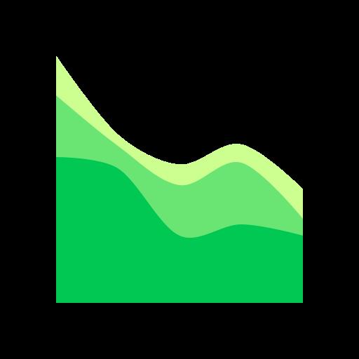 area, comparison, mvp icon
