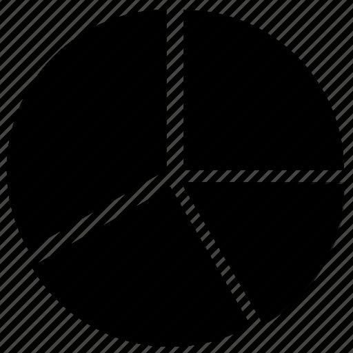 business, chart, finance, graph, kpi, pie, statistics icon