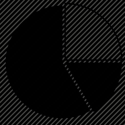 chart, financial, graph, kpi, pie, statistics icon