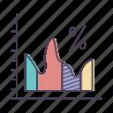 chart, diagram, graph, statistics