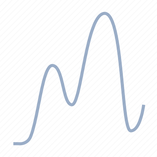 analytics, diagram, graph, line, statistics icon
