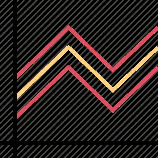 chart, data, graph, seo icon