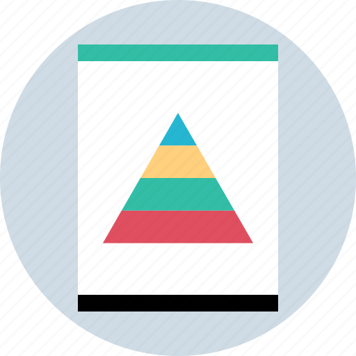 data, online, page, report icon