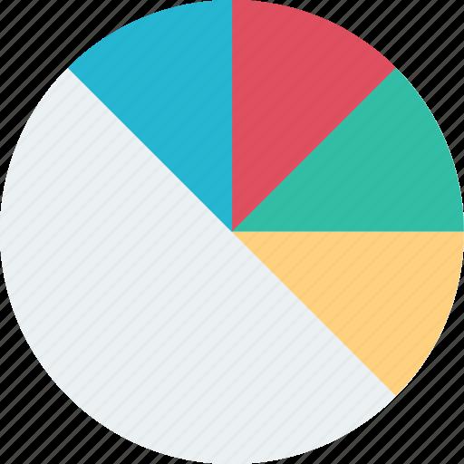 chart, diagram, graph, report icon