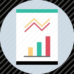 data, page, report, seo icon