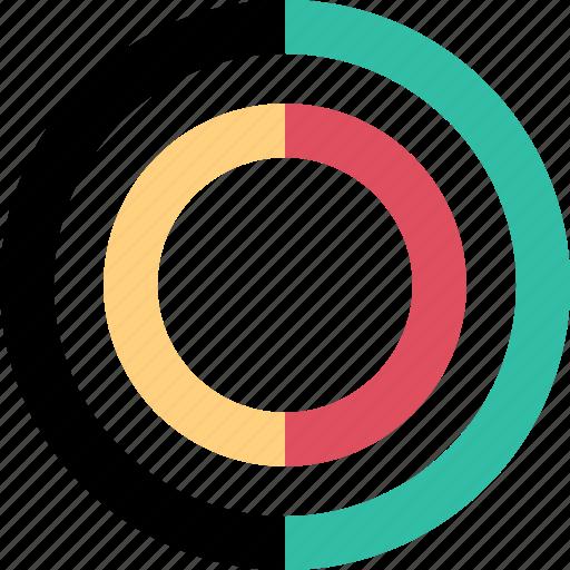 analytics, char, diagram, graph icon