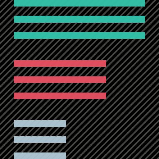 analytics, chart, diagram, measure icon