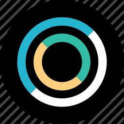 chart, data, diagram, graph icon