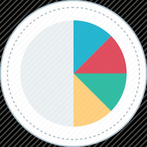 Chart, graph, online, pie icon - Download on Iconfinder