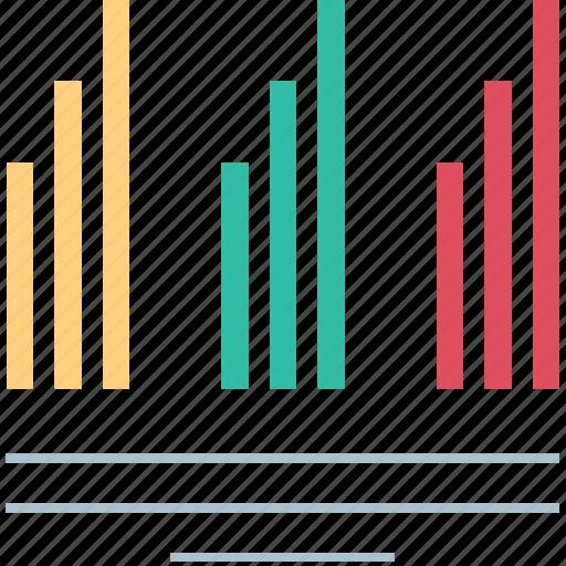 data, diagram, measure, seo icon