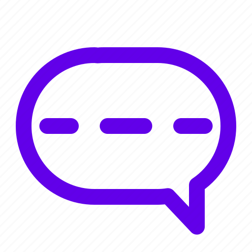 bulb, chat, conversation, message icon