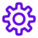 adjustment, configuration, gear, setting icon