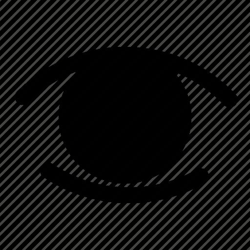 eye, look, see, seen icon