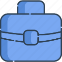 briefcase, case, employee, portfolio, work icon