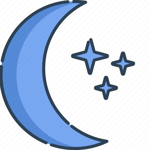 Light, mode, night, star icon - Download on Iconfinder