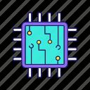 chip, memory card, technology, processing unit, processor, digital