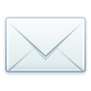 email, inbox, letter, mail icon