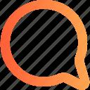 bubble, chat, chatbubble, communication, message, talk