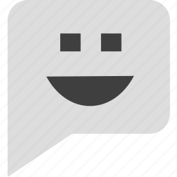 chat, emotion, information, message, review icon