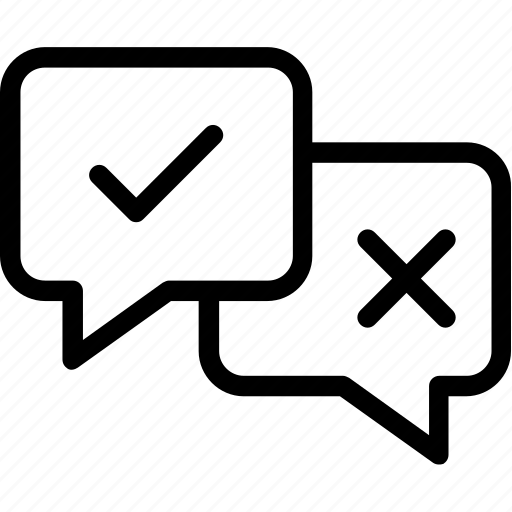 argument, conflict, dispute, evaluation, investigation icon