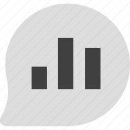 chats, discuss, informations, messages, rate, reviews icon