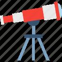 spy telescope, astronomy, planetarium, spyglass