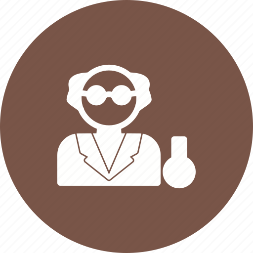 Lab, laboratory, medical, microscope, molecular, research, scientist icon - Download on Iconfinder