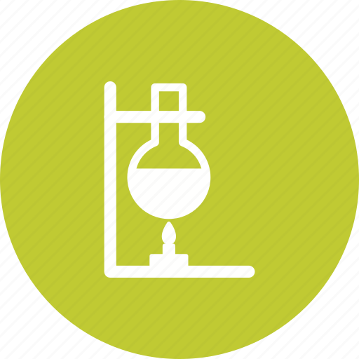 Chemical, fire, heat, laboratory, science, test, tube icon - Download on Iconfinder