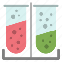 apparatus, chemical, lab, laboratory, test icon