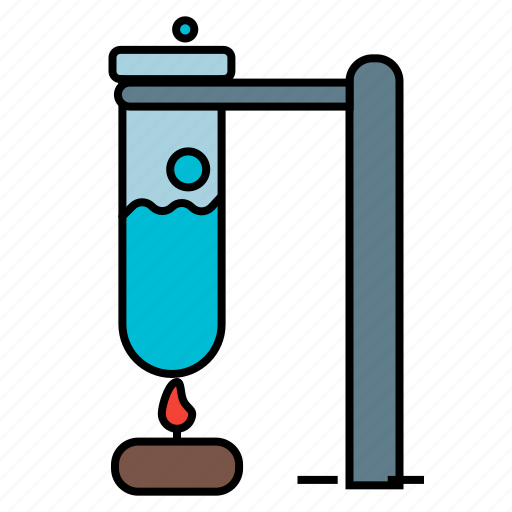 experiment, flask, laboratory, test tube icon