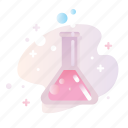 chemistry, experiment, flask, laboratory, medicine, research, science icon