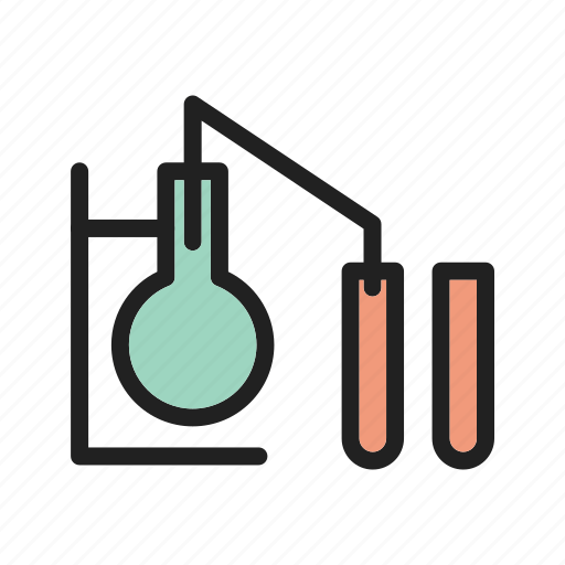 education, experiment, lab, laboratory, science, scientist icon