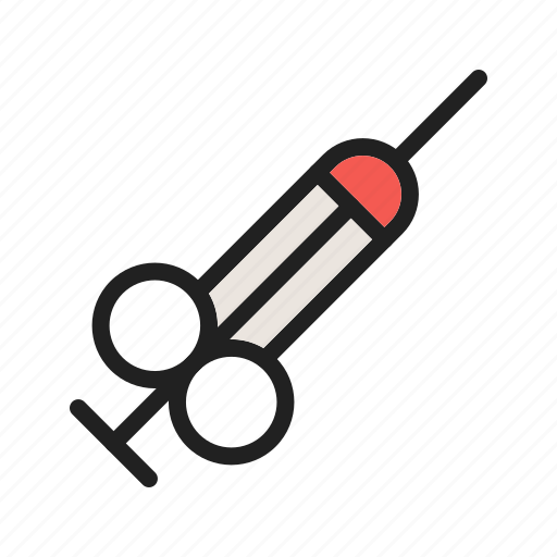 chemical, experiment, industry, injection, lab, syringe, test icon