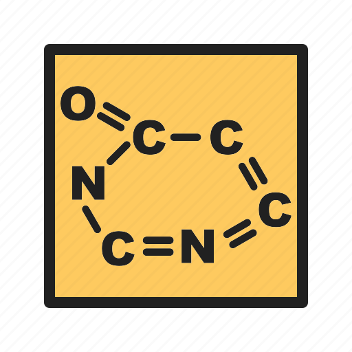 chemical, ethanol, formula, molecule, periodic, science, table icon
