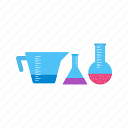 chemistry, equipment, lab, laboratory, science, test, tube icon