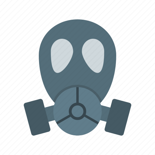 bag, breathing, equipment, gas, lab, mask, oxygen icon