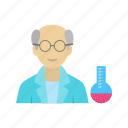 lab, laboratory, medical, microscope, molecular, research, scientist icon