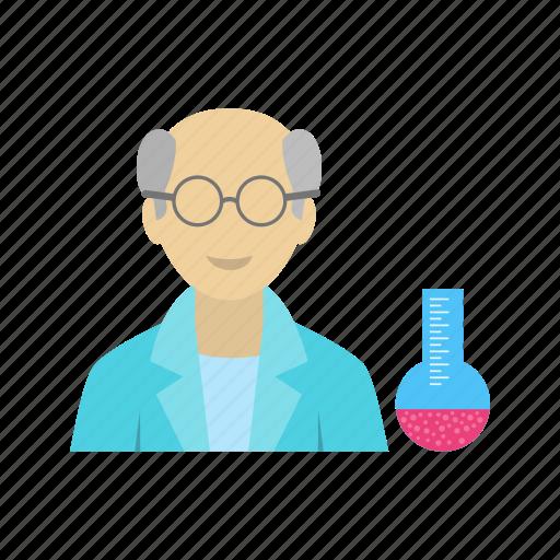 lab, laboratory, medical, microscope, molecular, research, scientist icon
