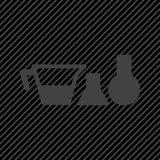 chemistry, equipment, lab, laboratory, science, test, tube icon
