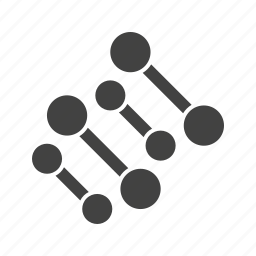 chemical, chemistry, model, molecular, molecule, science, structure icon