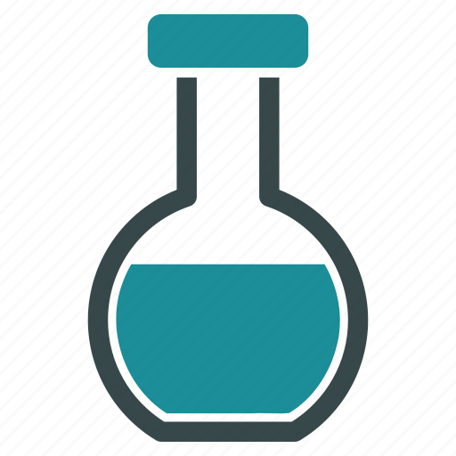 Chemical, chemistry, flask, lab, laboratory, retort, tube icon - Download on Iconfinder