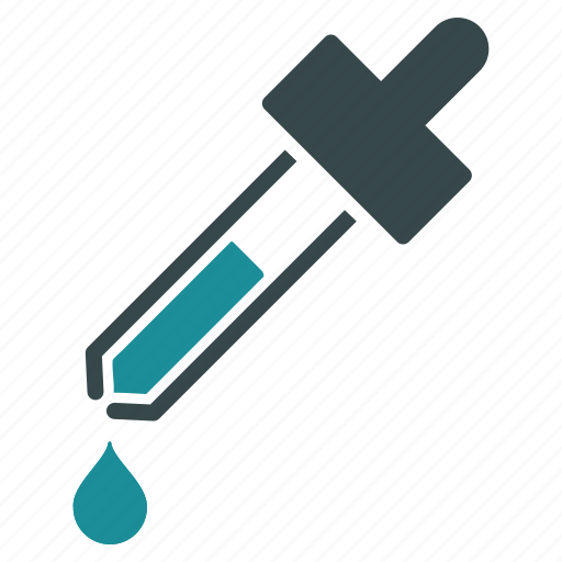 drop, dropper, drops, eyedropper, pick, picker, pipette icon
