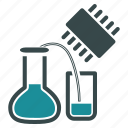 analysis, analyze, lab, laboratory, research, science, scientific icon
