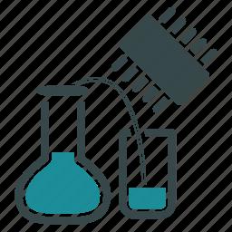 analysis, analyze, lab, laboratory, research, science, scientific icon