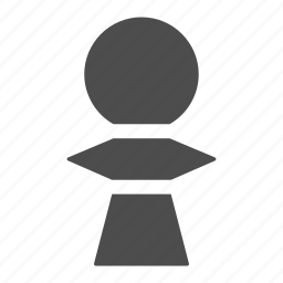 chess, game, pawn, piece, strategy icon