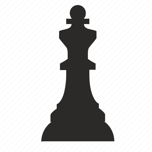chess, game, pawn, role icon