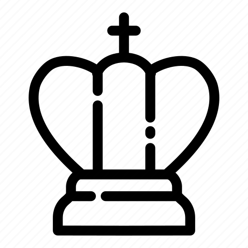 business, chess, competition, game, king, play, strategy icon
