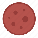 cold meat, coldmeat, food, meat, salami, sausage icon